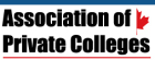 Association of Private Colleges Logo